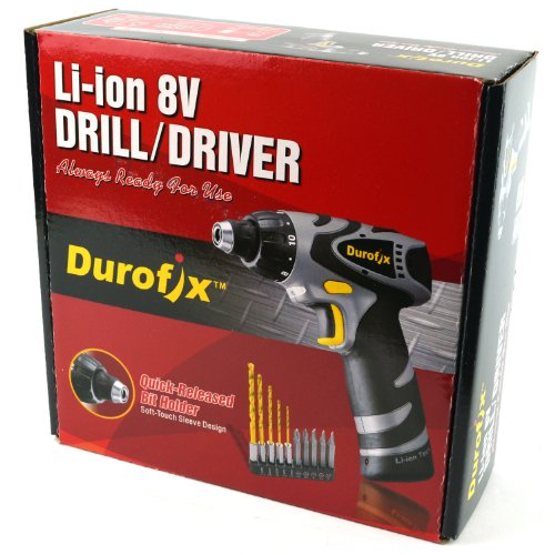 DUROFIX RD8102 LI-ION 8-VOLT DRILLDRIVER DRIVERS FOR WINDOWS 10