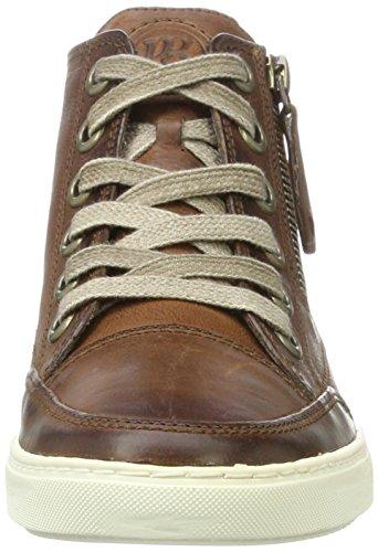 Paul Green Damen 4242381 Sneaker Braun (Brown)