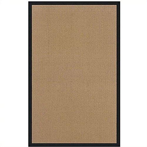 8' Cork Wool Rug - 9