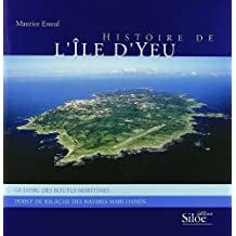 Histoire de l'ile d'yeu