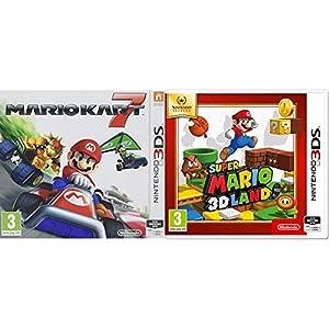 Mario Kart 7 (Nintendo 3DS) & Selects – Super Mario 3D Land (Nintendo 3DS)