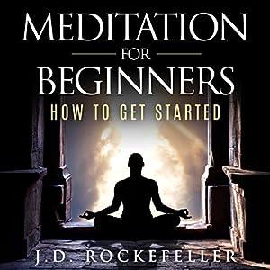 Meditation for Beginners Audiobook
