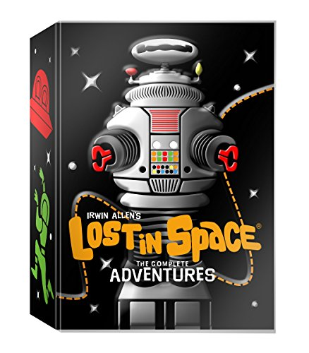 Lost In Space: The Complete Adventures with Limited Edition Molded Robot Package [Blu-ray] by