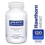 Pure Encapsulations – Hawthorn Extract – Crataegus Oxyacantha Hypoallergenic Supplement for Cardiovascular System Support* – 120 Capsules Review