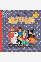 Happy Halloween, Pirates!: Lift-the-Flap Book (Clever Flaps) Hardcover