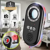 Anti-Spy Hidden Camera Detector Infrared Portable Safesound Personal Alarm 3-in-1 Functionality Defense Emergency