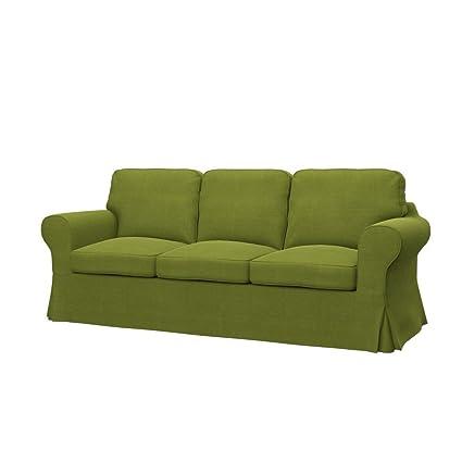Amazon Com Soferia Replacement Cover For Ikea Ektorp 3 Seat Sofa