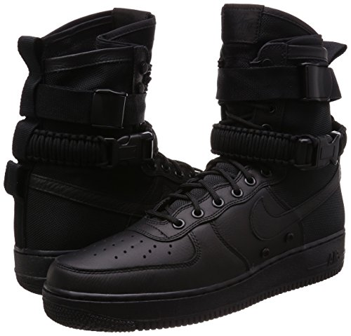 "Corsa Uomo Special Black"" One Nike Da Af1 Scarpe Sf Shield black black ""triple Black Air Force wffXn7xPq"