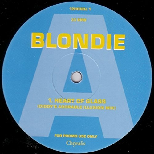 Heart of Glass (Diddy's Adorable Illusion Mix) , (Richie Jones Club Mix), (Mk 12