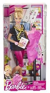 Barbie I Can Be Fashion Designer Doll