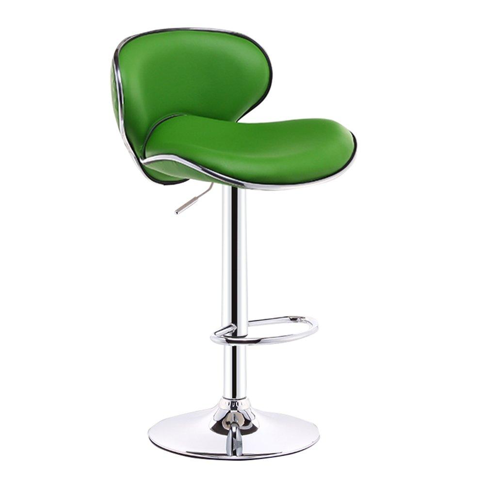 5  41cm Yan Fei Bar Chair, Fashion Hair Salon Chair, Cashier Swivel Chair, Lounge Chair, high Chair, Continental Breakfast Chair (11 colors, 2 Sizes) Comfortable Stools (color   7 , Size   41cm)