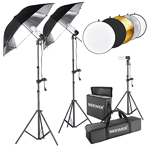 Neewer Umbrella Continuous Reflector Photography