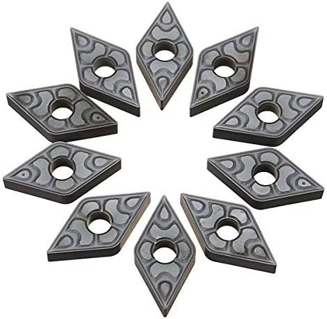 . Dnmg431-Tf Ic907 Dnmg150404-Tf Ic907 Hartmetall-Einsätze für Drehwerkzeughalter