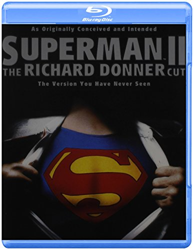 Warner Home Video Mc-superman 2-donner Cut [blu-ray/ws/movie Cash]
