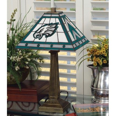 The Memory Company NFL-PEG-290 Philadelphia Eagles Mission Table Lamp by The Memory Company