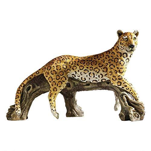 Design Toscano Leopard's Kingdom Garden Statue (Statues Leopard)
