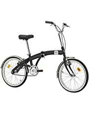 B4C 1453349 Bicicletta, Nero Opaco