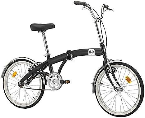B4C 1453349 - Bicicleta Plegable para Coche, Alta tensión, 58 x 89 ...