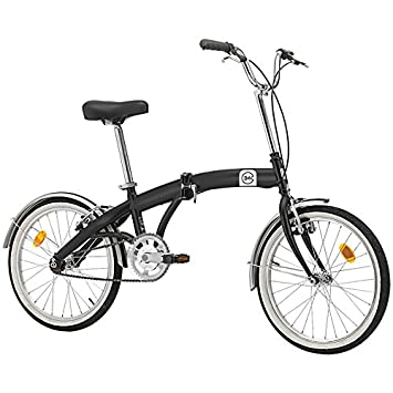Bicicleta Plegable, City Bike Hi-Tension.