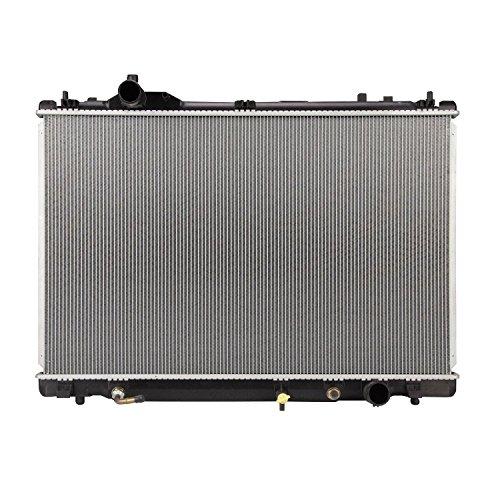 Klimoto Brand New Radiator fits Lexus LS460 LS 460 2007-2015 4.6L V8 RWD 13037 CU13037 RAD13037 DPI13037 Q13037 LX3010137 1640038170 615343394800