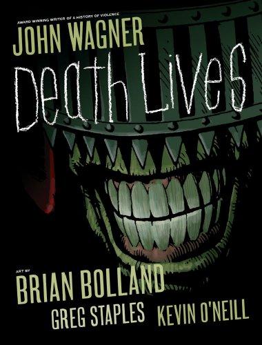 Judge Death: Death Lives! (Judge Dredd)