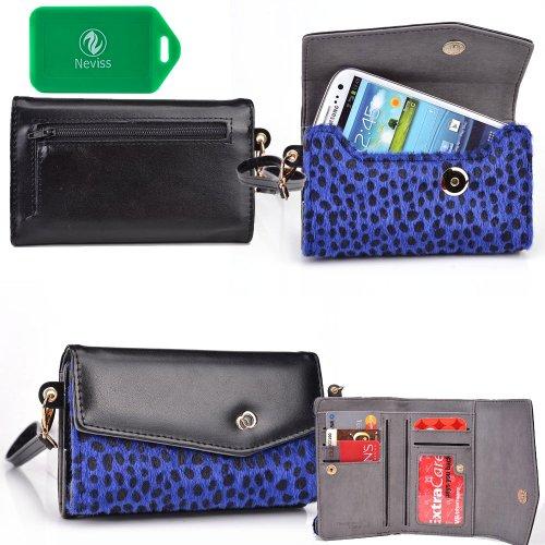 Animal Printed Cellphone Wallet Case fits RCA A1,RCA G1, RCA M1,Xiaomi Mi 4s, Xiaomi Mi 5