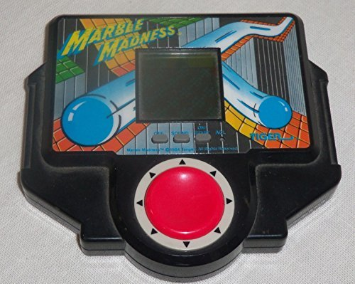 Tiger Electronics 1989 Marble Madness Handheld Game