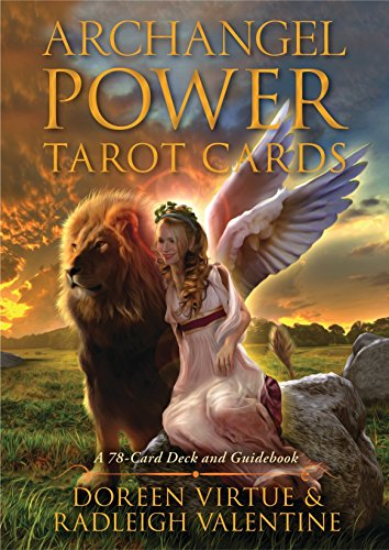 - Archangel Power Tarot Cards: A 78-Card Deck and Guidebook