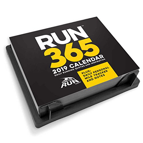 Runners Calendar Gone Run Inspiration product image