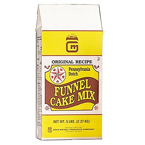 Gold Medal Pennsylvania Deluxe Dutch Funnel Cake Mix (6/5 lb. ()