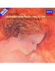 Stravinsky: Divertimento. Suites. Octet. Etc. (SHM-CD)