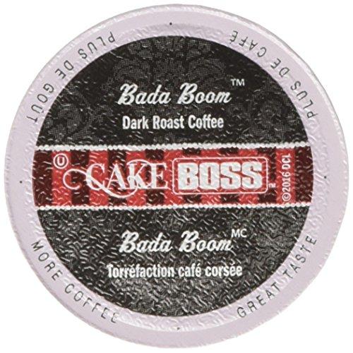 Cake Boss X-Bold Bada Boom Italian Roast, 24 Count