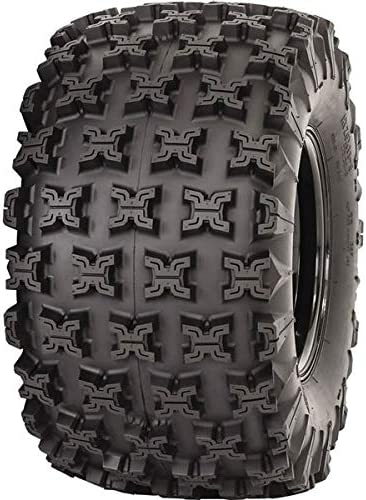 Track /& Trail TT400 22x11x9 Rear Tire for ATV//UTV MX Competitions or Wood Competition and Trail Riding