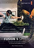 Software : Blackmagic Design Fusion 9 Studio (DV/STUFUS)