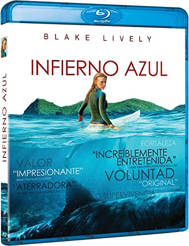 Infierno Azul - The Shallows [ Non-usa Format: Pal -Import- Spain ]