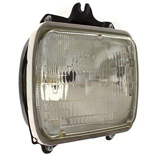 Diften 114-B0727-X01 - New Headlight Driving Head light Headlamp Passenger Right Side Truck Sealed beam -