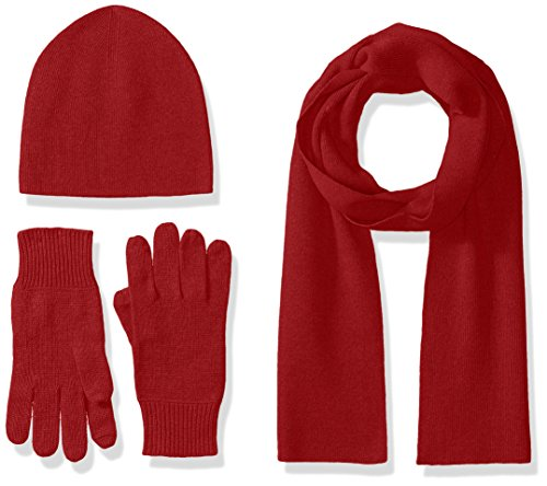 (Hat, Texting Glove and Scarf Gift Box Set)
