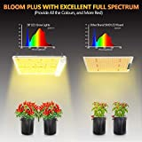 Bloom Plus LED Grow Light BP1000 Sunlike Full