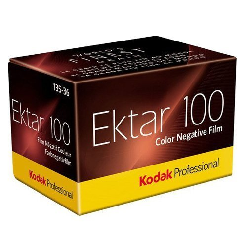 Kodak Ektar 100 135-36 (Pack of 3)