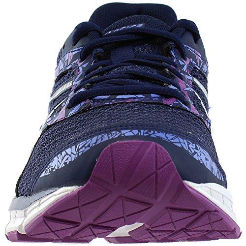 en Blue de de Blue 4 Asfalto Orchid Indigo Carrera Zapatos Asics Entrenamiento Indigo Gel Mujer Excite qU6wRR8