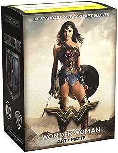 DC Comics Wonder Woman Star Shield Langarmshirt