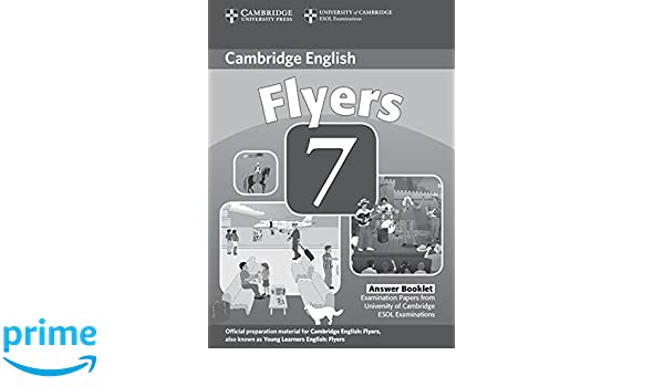 flyers 8 answer booklet download
