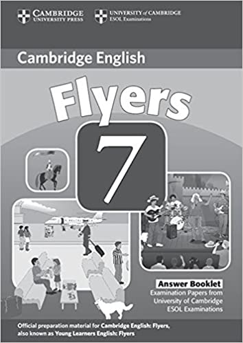 flyers 7 answer booklet download