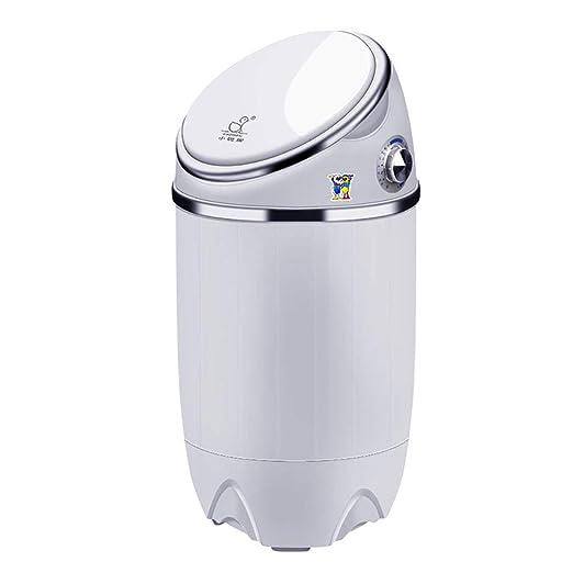 AZWE Mini lavadora, lavadora de ropa compacta y portátil para ...