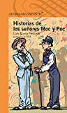 img - for HISTORIAS DE LOS SE ORES MOC Y POC book / textbook / text book