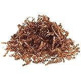 BonBon Paper Premium Crinkle Cut Paper Shred (Natural Kraft) Generous 1 LB