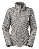 Kyпить The North Face Thermoball EV Jacket - Women's Metallic Silver X-Small на Amazon.com