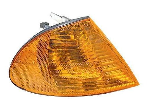 Depo 444-1506R-AS BMW 3 Series Passenger Side Replacement Parking/Signal Light (Series Side Marker Light)