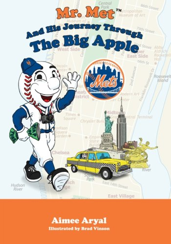 Download Mr. Met and his Journey Through the Big Apple ebook