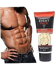 Sraeriot Hot Cream Belly Fett Burner Abdominal Muscle Toner Body Slimming Cream Workout Enhancer Med Värme Svett Teknik Viktminskning Kroppsförbättring För Man Personlig Hälso- Och Sjukvård, Övriga